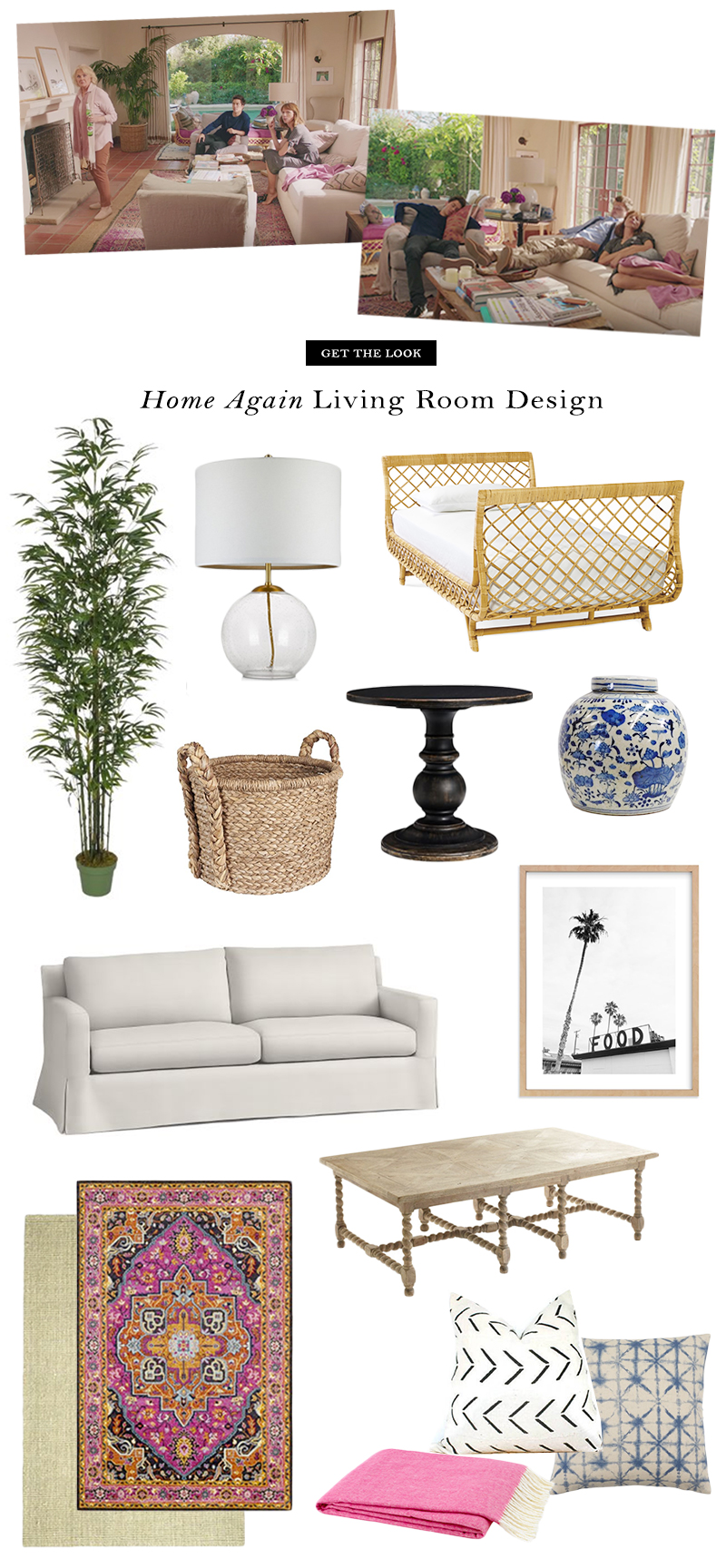 Set Designs of the New Nancy Meyers Movie Home Again The