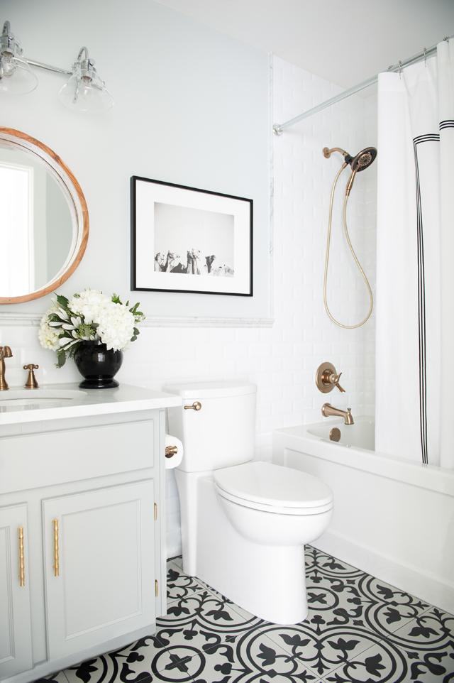 How To Style A Bathroom Elizabeth Street Post