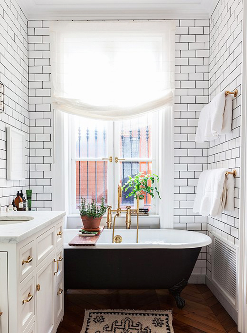 No matter what style of bathroom you are designing  www