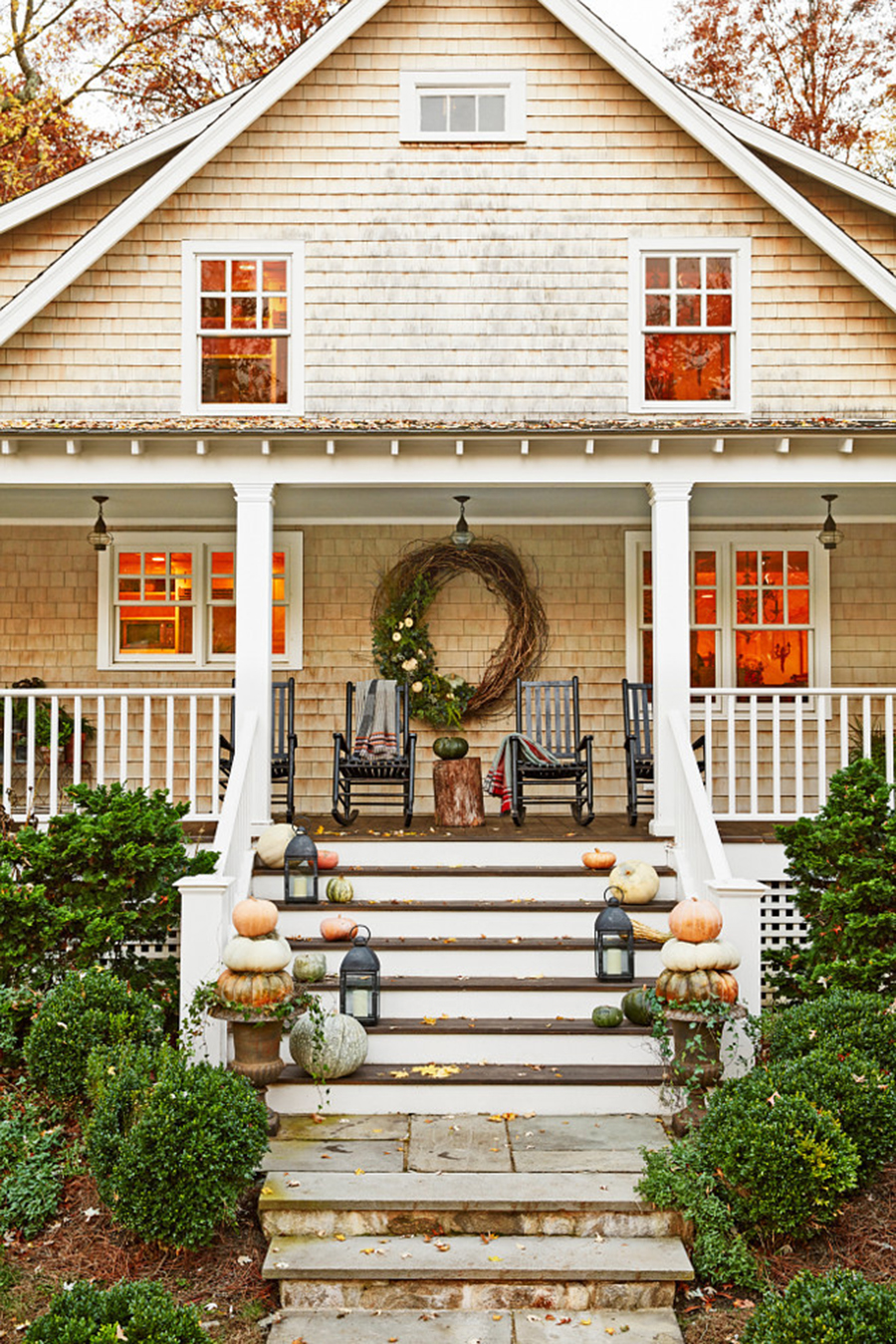 It\'s September 1: I Am Decorating for Fall – The Elizabeth Street ...