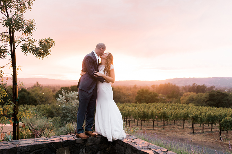 Our Wine Country Wedding in Sonoma, CA