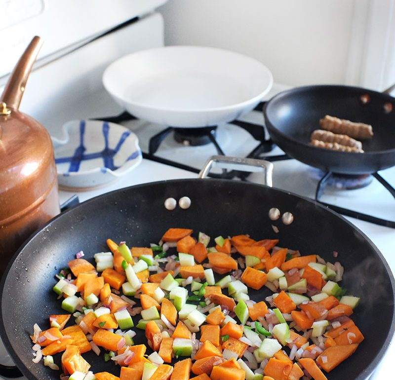 Recipe: Sweet Potato Breakfast Hash