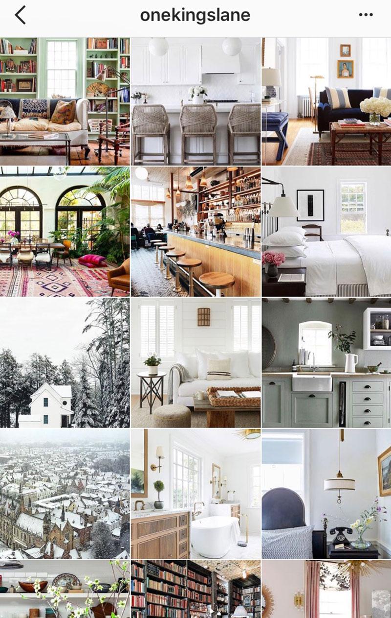 9 Instagram Accounts I Follow For Interior Design