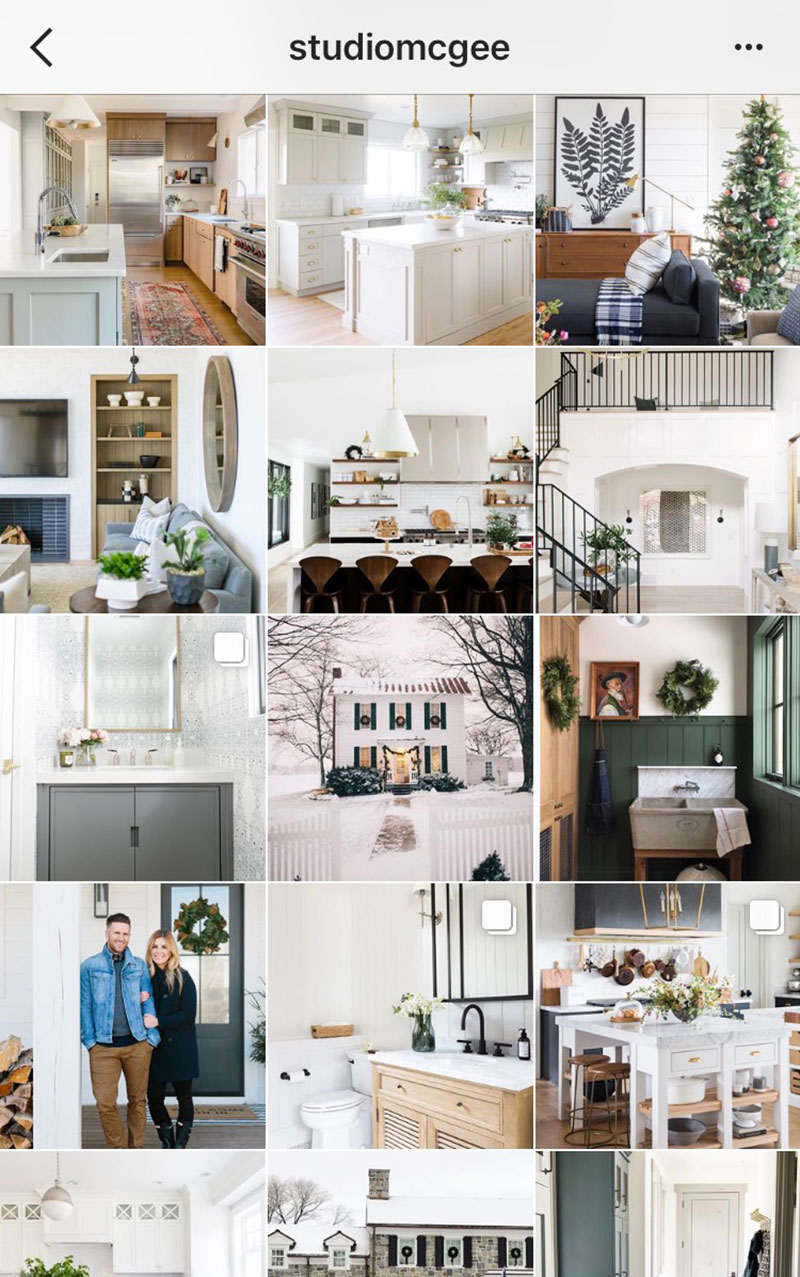 9 instagram accounts i follow for interior design for Best home decor accounts on instagram