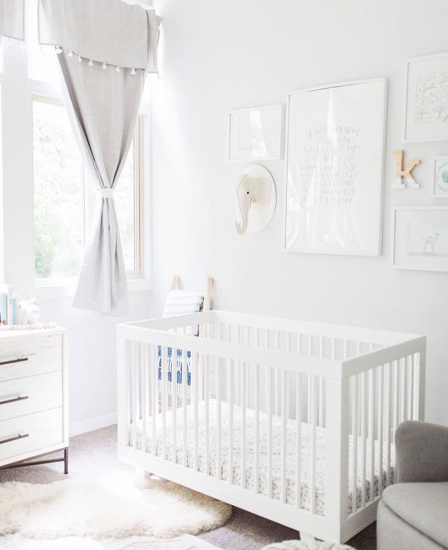Our Little Baby Boy S Neutral Room: Designing A Neutral Nursery