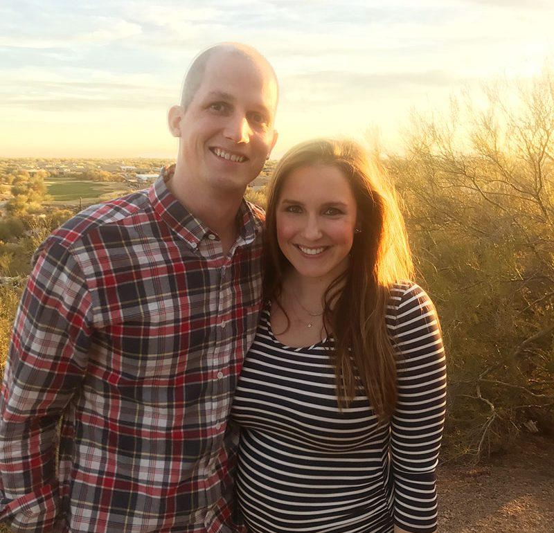 Our Babymoon to Arizona!