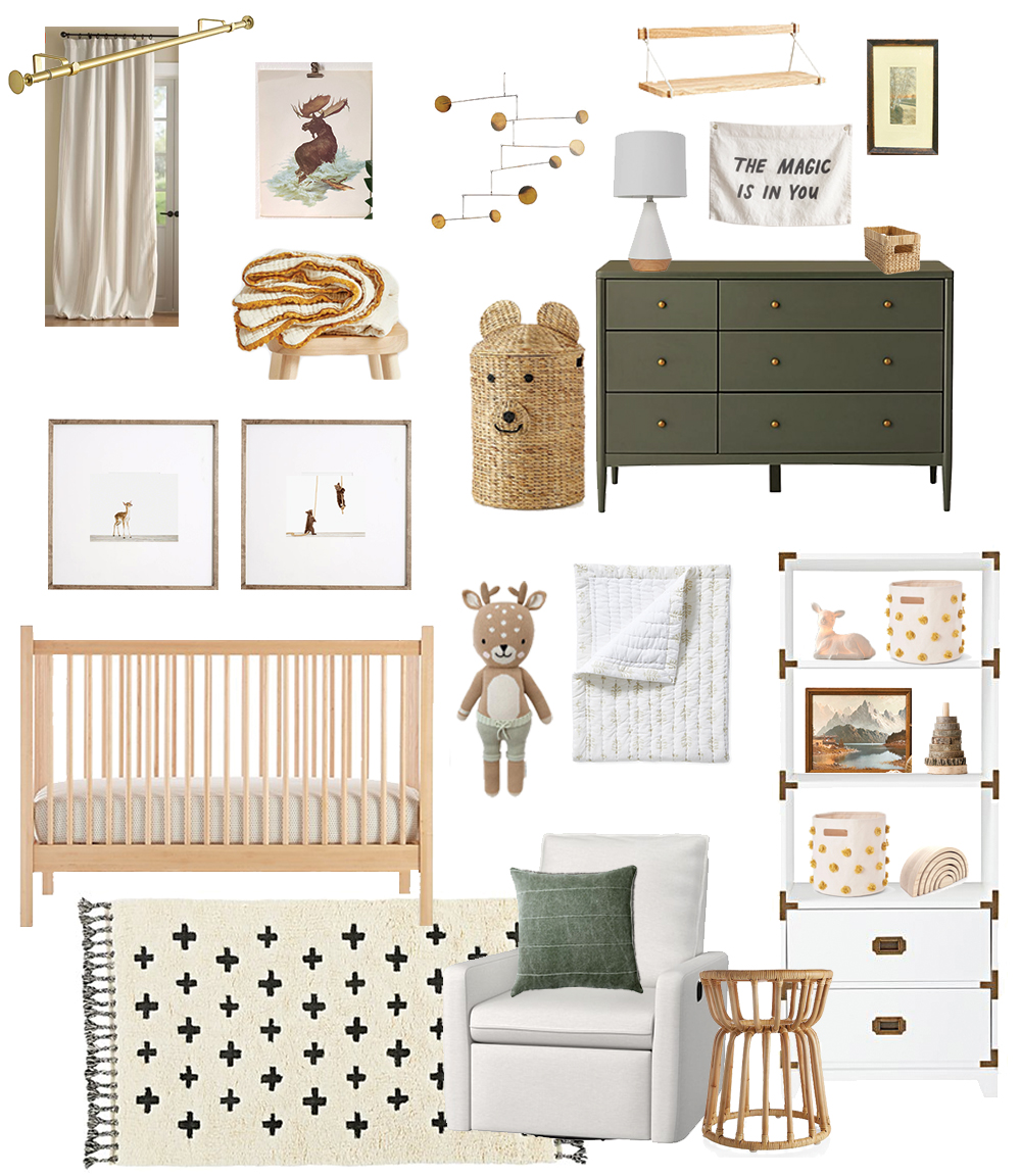 Designing The Nursery With Chase Freedom Unlimited