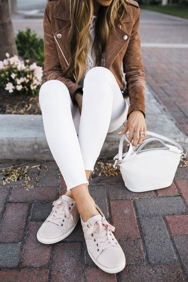 My Spring Fashion Edit // Cute Everyday Sneakers - Elizabeth